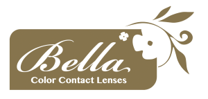Bella contact lens logo